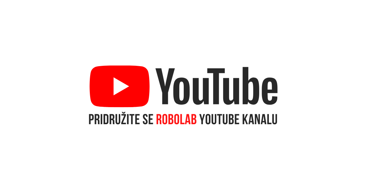 Robolab Youtube kanal